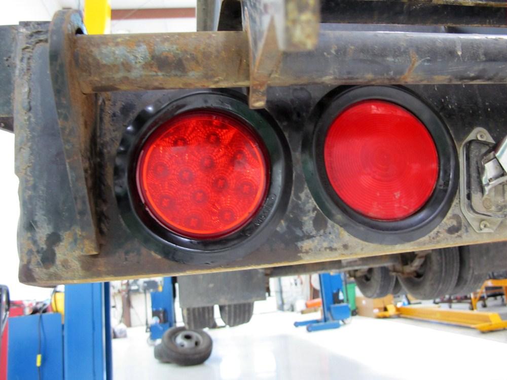 2012 Jeep Wrangler Miro Flex Led Trailer Tail Light Stop