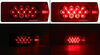 Optronics Stop/Turn/Tail,Side Marker,Rear Clearance,Side Reflector,Rear Reflector Trailer Lights - STL36RB