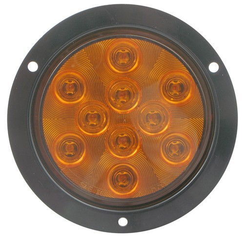 Sealed 4 Quot Round Led Trailer Turn Signal And Parking Light