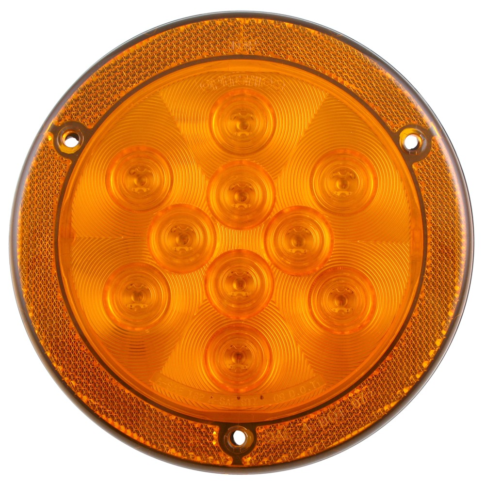 Trailer Lights STL43ABX - Turn,Parking,Rear Reflector - Optronics
