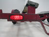 Trailer Tail Light - Stop, Tail, Turn - LED - Waterproof - 10 Diodes - Red Lens Red STL72RB