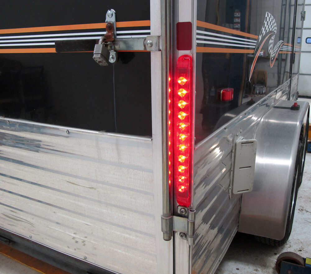 Sealed Streamline Led Trailer Stop Turn And Tail Light
