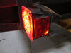 Optronics Square Trailer Lights - STL8RB