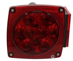 Combination LED Trailer Tail Light - Submersible - 6 Function - 11 Diodes - Passenger Side