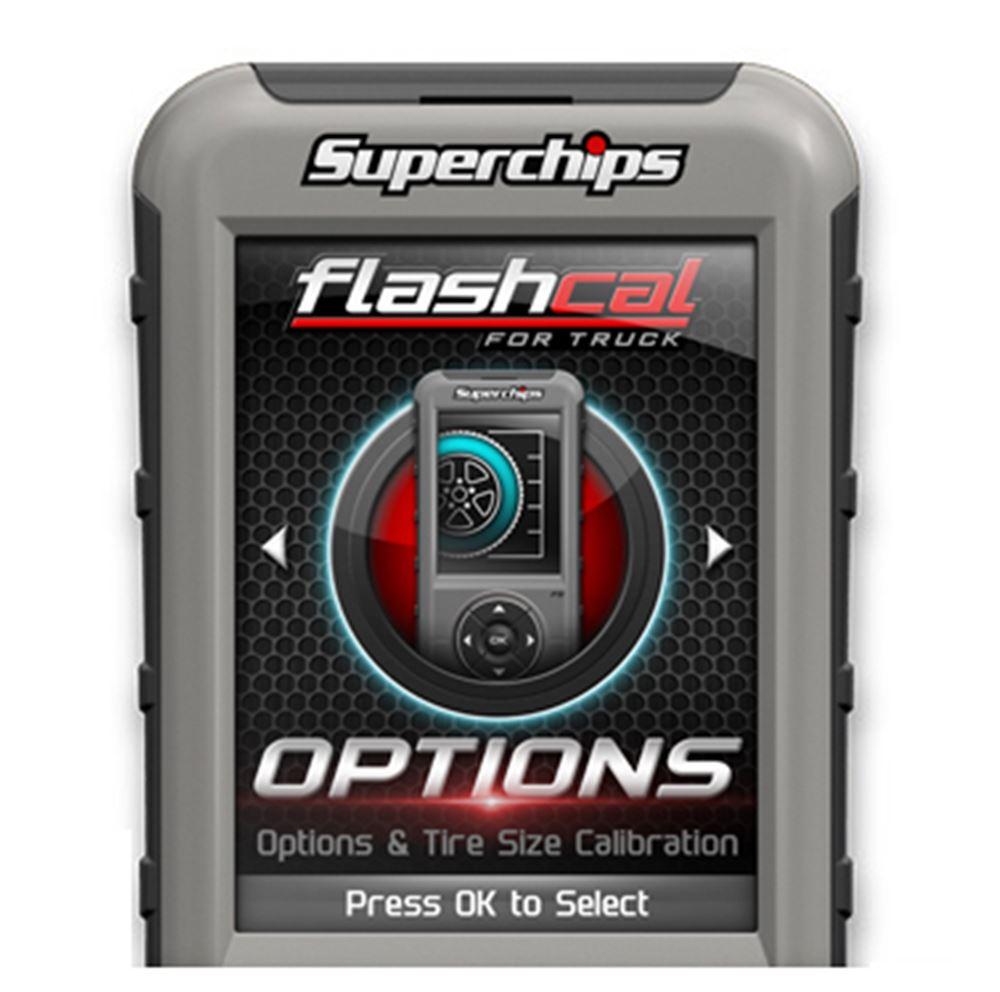 Superchips Flashcal Calibrator for GM Truck Superchips Performance