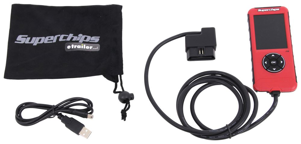 Superchips Flashpaq F5 Performance Tuner - Dodge/Ram - Gas/Diesel Flashpaq SU3845