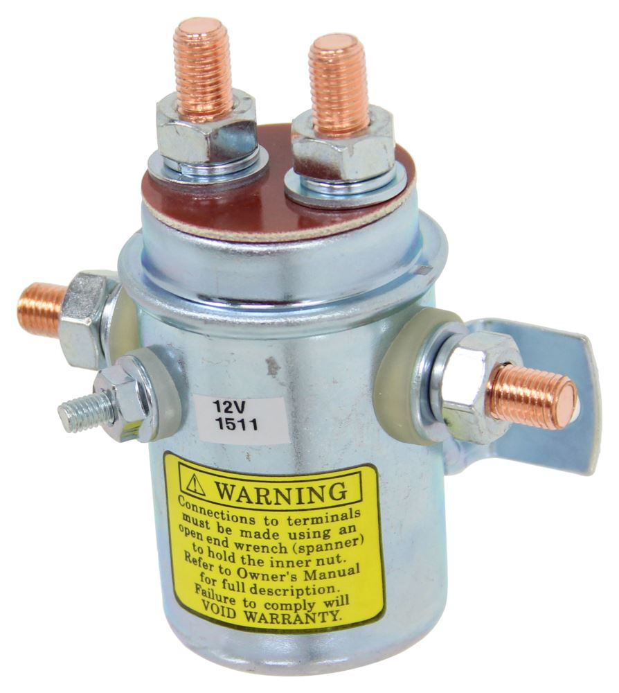 Compare Replacement Solenoid Vs Superwinch Replacement
