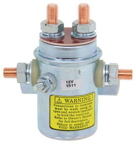 Replacement Solenoid For Superwinch Original X3 And X3f
