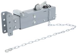 Titan Adjustable-Channel Brake Actuator - Painted - Drum - Weld On - 12,500 lbs