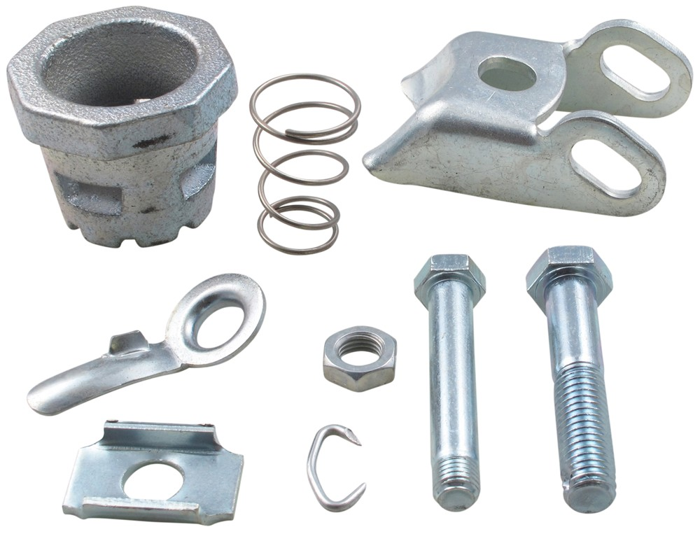 Hitch Coupler Parts : Latch repair kit for titan multi fit couplers and brake