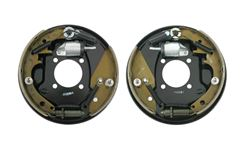 "Titan Hydraulic Brake Kit - Free Backing - 10"" - Left and Right Hand Assemblies - 3,750 lbs"