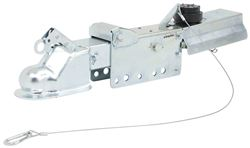 "Titan Zinc-Plated Brake Actuator w/ Electric Lockout - Disc - 2-5/16"" Ball - 8,000 lbs"