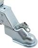 "Titan Zinc-Plated Brake Actuator w/ Drop - Disc - 2-5/16"" Ball - Bolt On - 12,500 lbs 12500 lbs GTW T4750600"