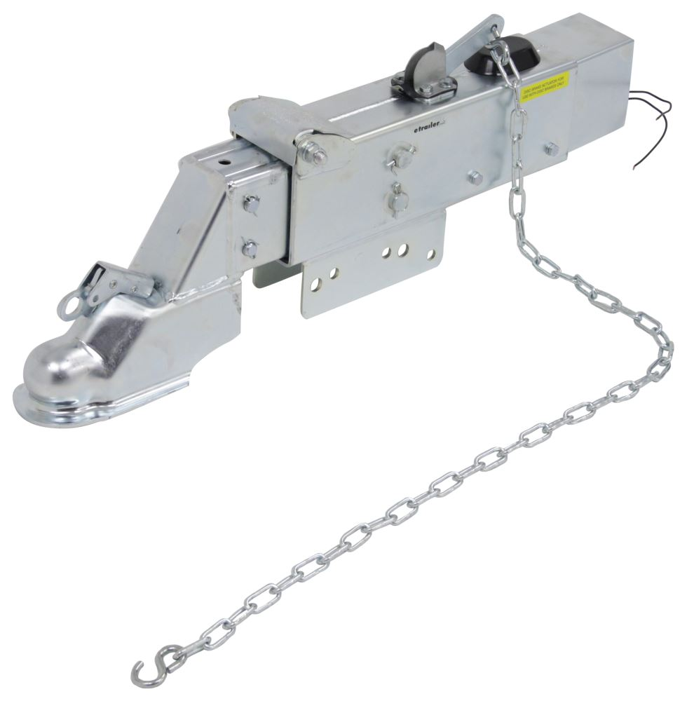 T4750620 - Electric Lockout Titan Surge Brake Actuator