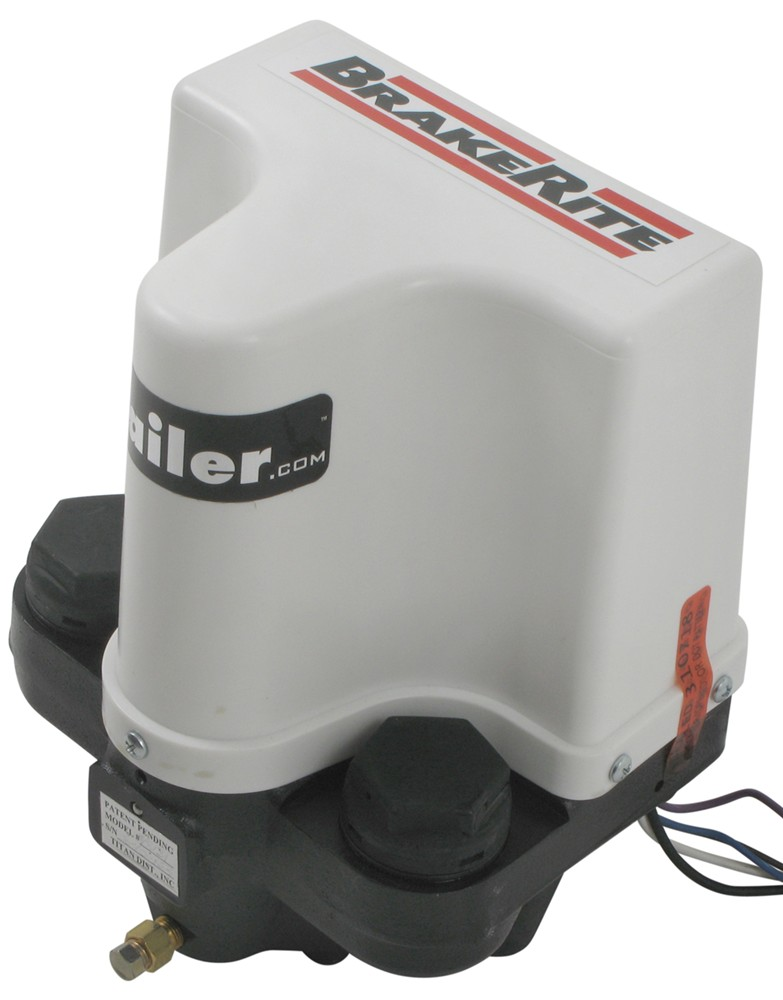 Titan Brakerite Ehb Electric Hydraulic Actuator For Disc