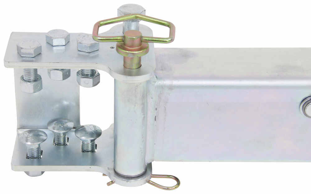 Swing-Away Actuator w/ Electric Lockout - Bolt On - Disc - 2