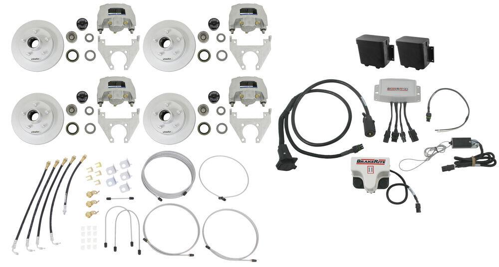 Titan Trailer Brakes - T4843700