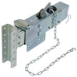Titan Brake Actuator w/ Electric Lockout - Drum - Zinc - 5 Position Adjustable Channel - 12.5K