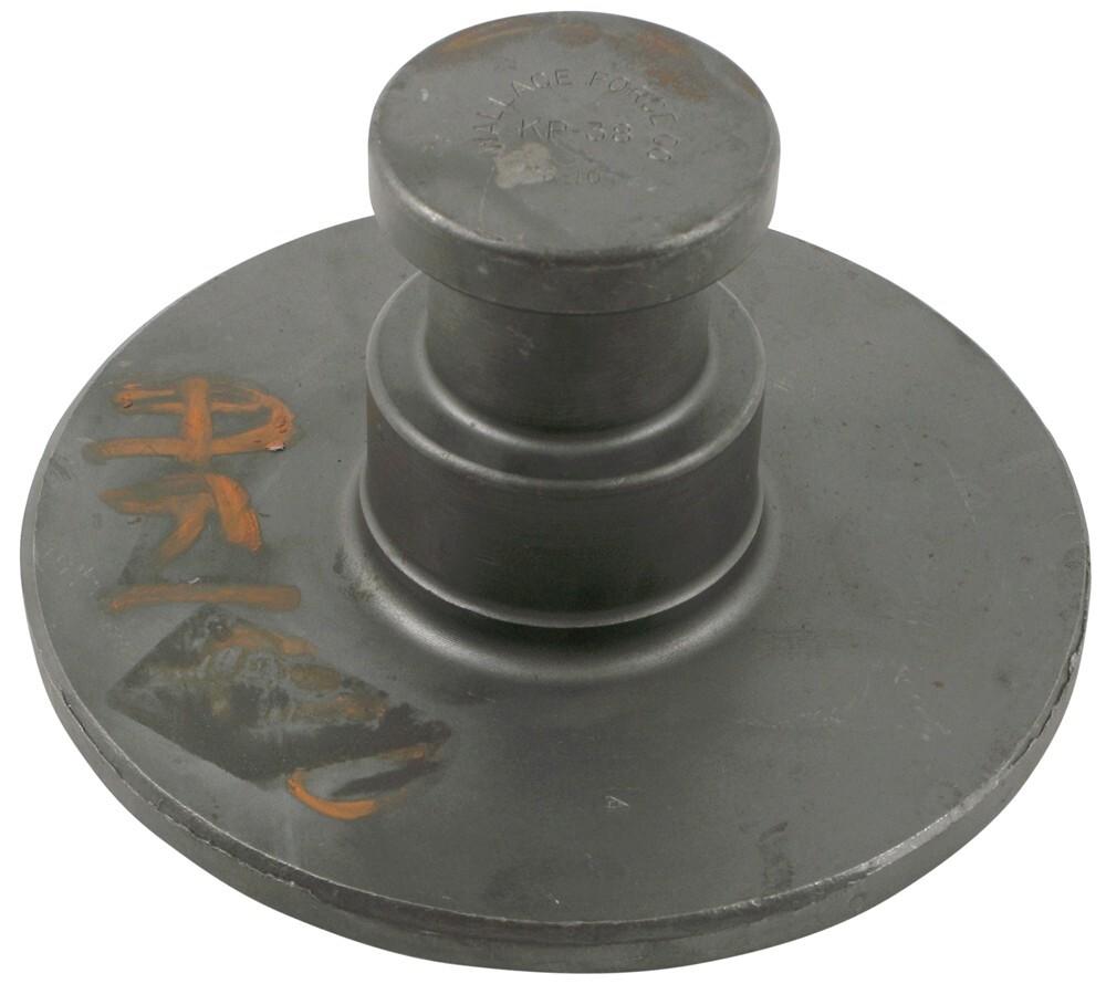 Fifth Wheel King Pin : Fifth wheel trailer king pin wallace forge