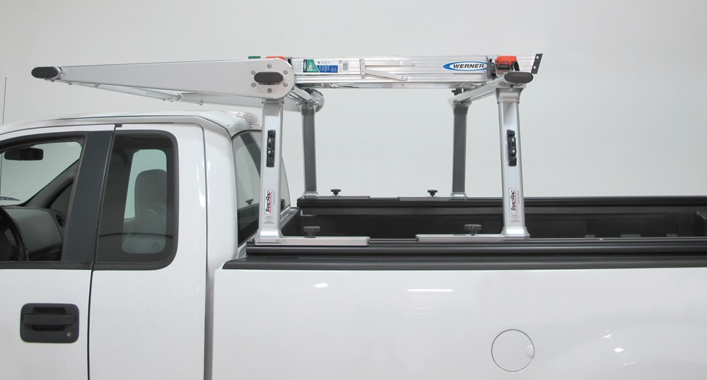 2006 Ford F 150 Tracrac Sr Sliding Truck Bed Ladder Rack W