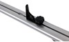 Thule TracRac SR Sliding Truck Bed Ladder Rack w/ Cantilever - 1,250 lbs 3 Bar TH43003XT-501EX