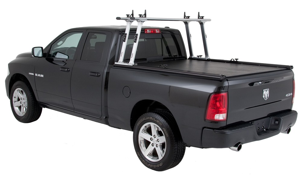 Tracrac Sr Sliding Truck Bed Ladder Rack Compact Pickup
