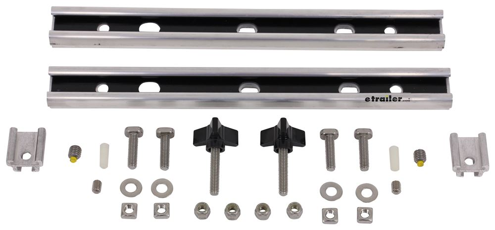 Toolbox Mounting Kit for Thule TracRac SR, Utility Rac, and G2 Sliding Ladder Racks Mounting Kit TH25200