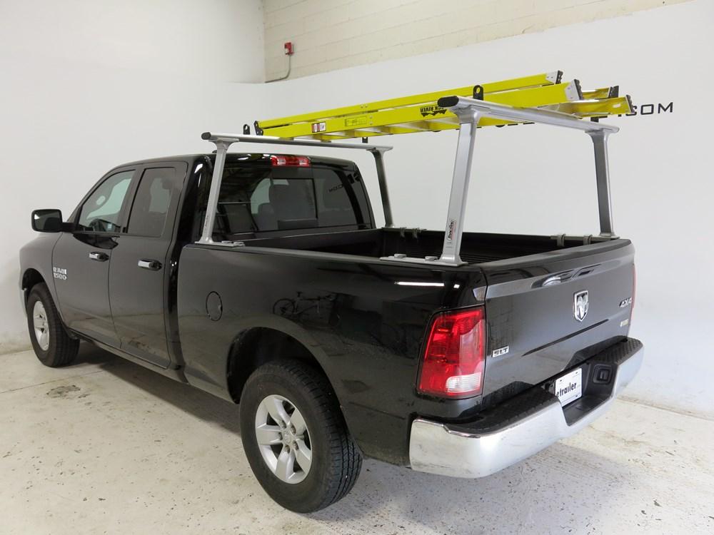 2015 ram 1500 tracrac tracone truck bed ladder rack. Black Bedroom Furniture Sets. Home Design Ideas