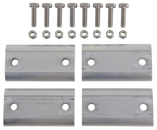aluminum shim kit for thule tracrac tracvan ladder racks. Black Bedroom Furniture Sets. Home Design Ideas