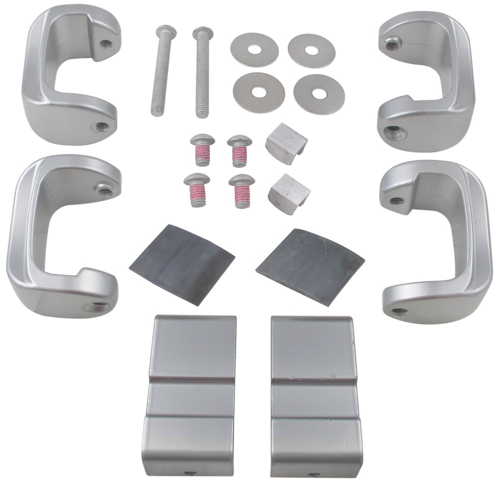 Toolbox Mount Kit For Tracrac Tracone Truck Bed Ladder