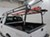 2005 ford f-250 and f-350 super duty ladder racks tracrac truck bed rack fixed height ta91000