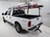 2005 ford f-250 and f-350 super duty ladder racks tracrac fixed rack over the cab ta91000