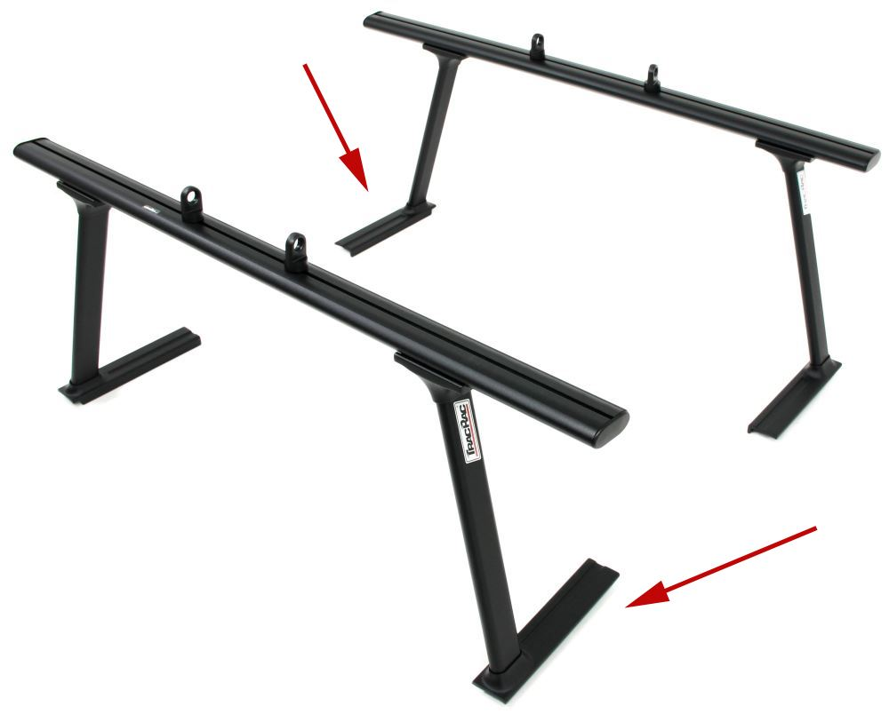 Replacement Modular Base For Tracrac Fixed Mount Ladder