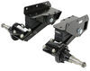 "Timbren Axle-Less Trailer Suspension System - 4"" Lift Spindle w/ Brake Flange - 5,200 lbs"