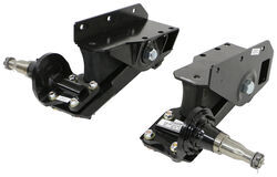 Timbren Axle-Less Trailer Suspension System - Spindle w/ Brake Flange - Regular Tires - 7K