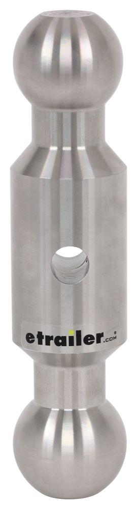 TB03 - 1-7/8 Inch Diameter Ball,2 Inch Diameter Ball Weigh Safe Trailer Hitch Ball