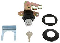 Replacement Latch and Lock for DeeZee Gold Series Toolboxes - Driver Side