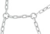 titan chain tire chains - diamond not class s compatible alloy snow pattern square link 1 pair