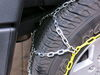 Titan Chain Chains - Diamond - TC2526 on 2017 Jeep Wrangler Unlimited