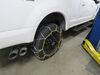 TC2536 - No Quick Release Titan Chain Tire Chains on 2019 Ford F-350 Super Duty
