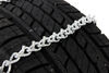 Titan Chain Snow Tire Chains w/ Cams - Ladder Pattern - V-Bar Link - 1 Pair Assisted TC2828CAM