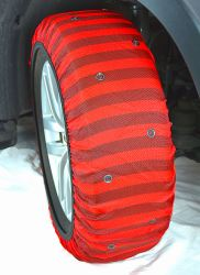 Titan Chain 2009 Chevrolet HHR Tire Chains