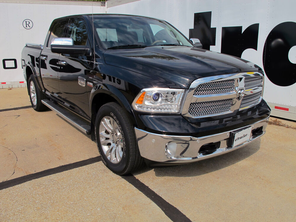 2014 Ram 1500 Timbren Rear Suspension Enhancement System