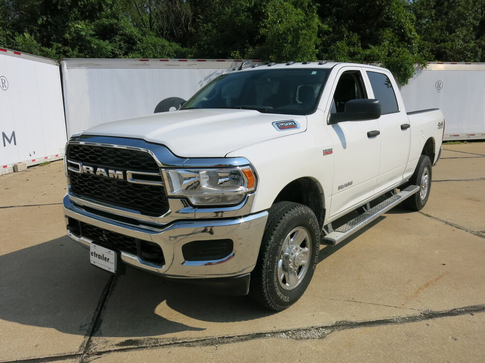 Ram 2500 Timbren Rear Suspension Enhancement System
