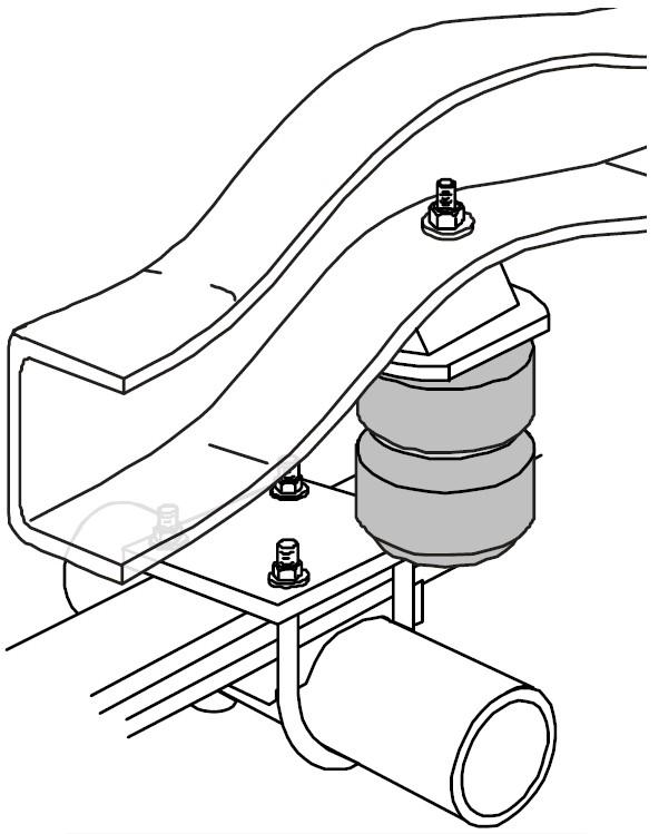 1997 Ford Van Vehicle Suspension