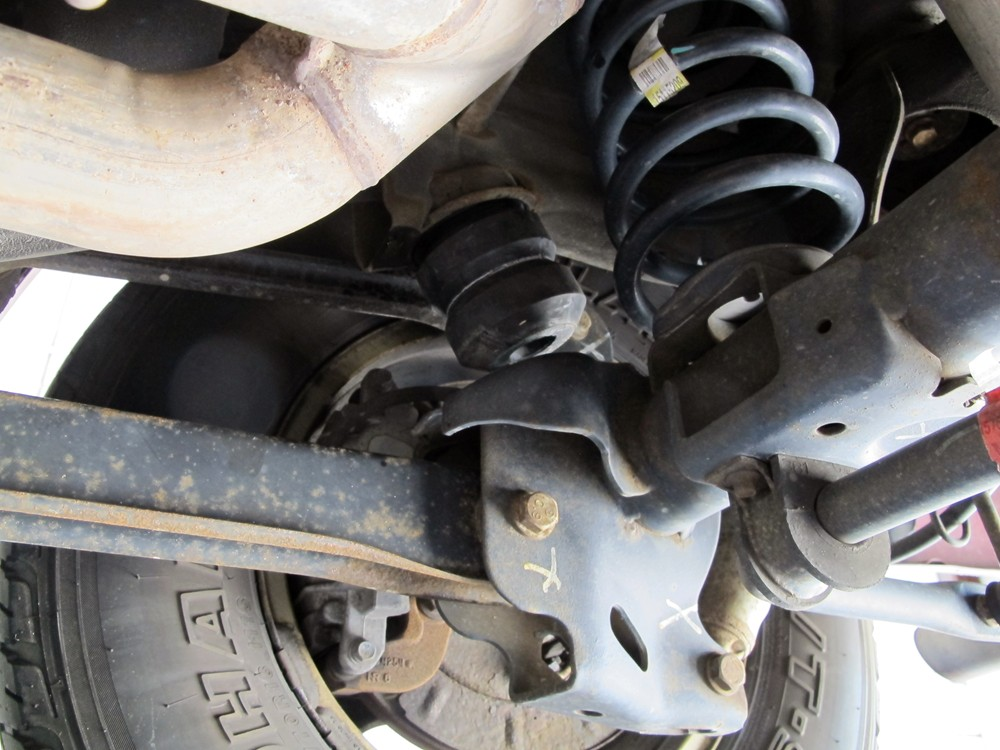 2005 Chevrolet Suburban Vehicle Suspension Timbren