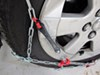 Tire Chains TH01221070 - Steel D-Link - Konig on 2007 Toyota Prius