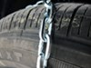TH01221070 - Drape Over Tire - Make Connections Konig Tire Chains on 2007 Toyota Prius