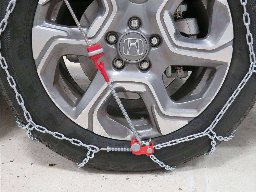 Konig Self-Tensioning Snow Tire Chains for SUVs and Crossover
