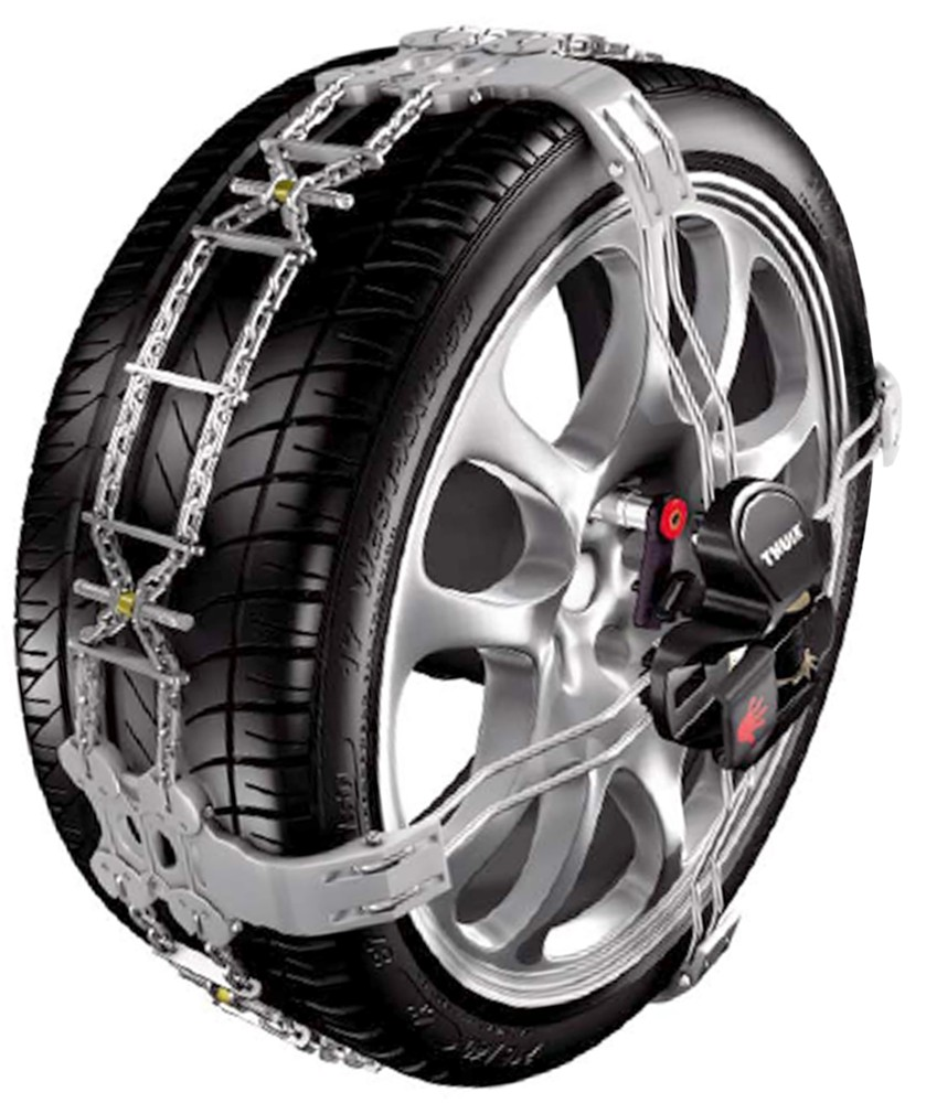 Konig Premium Self Tensioning Snow Tire Chains Diamond Pattern D Link K Summit Size K22 Th02230k22